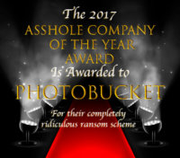 And The Asshole Company of the Year Award Goes to….