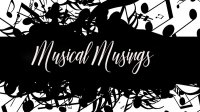 Musical Musings: New Tunes