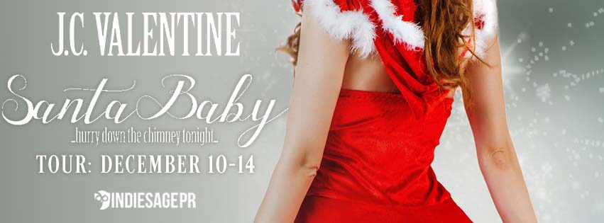 Review and Giveaway: Santa Baby by JC Valentine