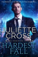 Cover Reveal: Hardest Fall by Juliette Cross